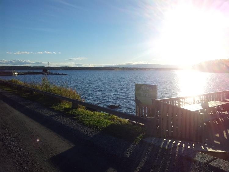 Tivars brygga, Norderön.
