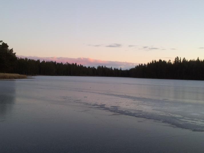Önsjön är helt klart värt ett besök. Passa på innan snön kommer.