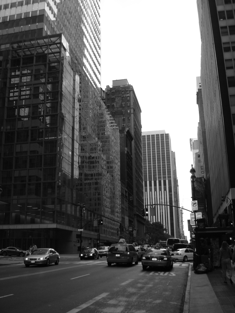 Städernas stad, NYC!